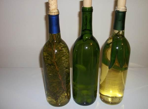 Kat's Flavored Oils Recipe