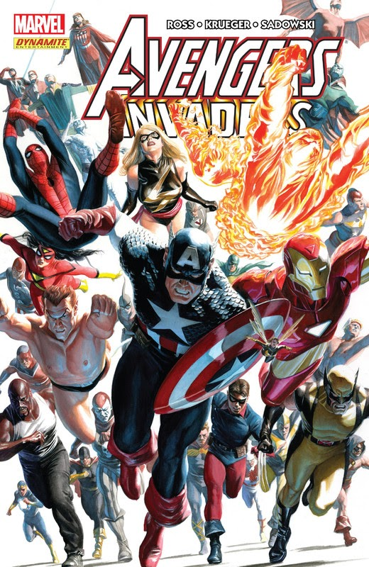 Avengers: Invaders (2010)