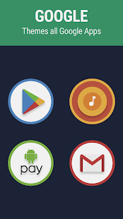 Ovo Icon Pack Screenshot