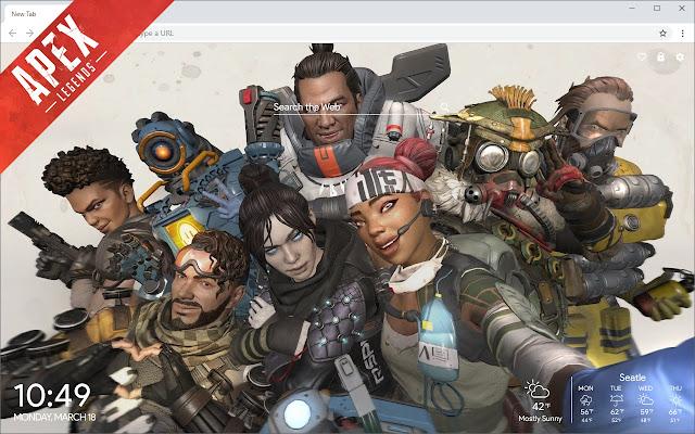 Apex Legends HD Wallpapers