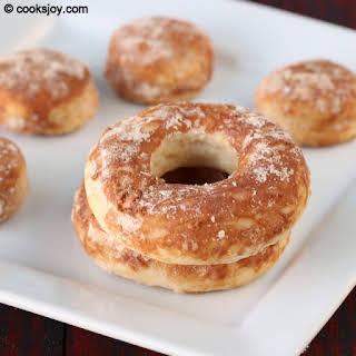 Baked Doughnuts.