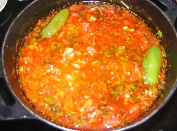 The Best Gluten Free Chili Ever! Recipe
