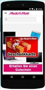 Media Markt Vouchers - náhled