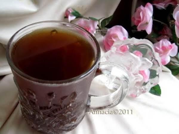 Really Vanilla Tea Recipe