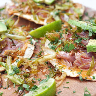 Tuna Tostada Recipes