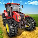 Farmland Tractor Farming - Farm Games icon
