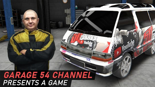 Garage 54 – Car Tuning Simulator MOD APK [Cheap Shopping] 1