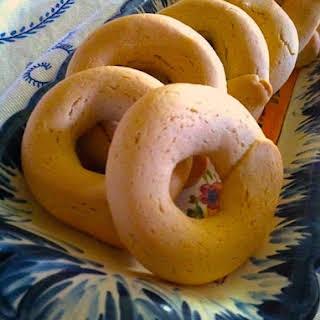 Portuguese Biscuits.