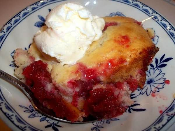 Holiday Cranberry Cake Recipe