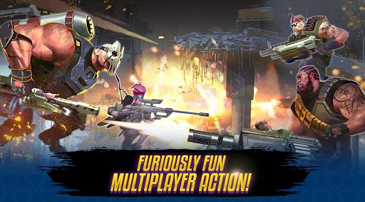 Mayhem - PvP Multiplayer Arena Shooter 1.26.0 screenshots 5