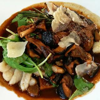 Bangkok Gnocchi with Truffled Mushroom Ragu