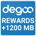 Degoo Lockscreen Cloud Storage Rewards download