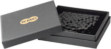 KMC Dlc X12 12 Speed Chain 126 Links Dlc Black