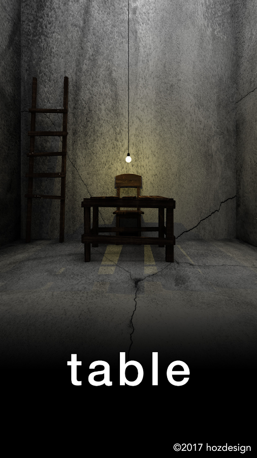 "Escape Game ""table""- screenshot"