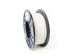 White PRO Series Nylon Filament - 3.00mm (0.75kg)