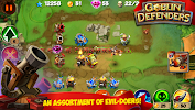 TD: Goblin Defenders - Towers Rush PRO game (apk) free download for Android/PC/Windows screenshot