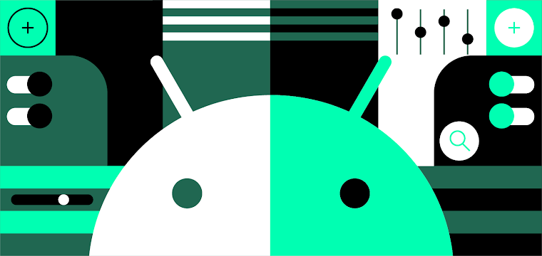 Develop Android Material Design