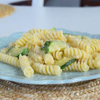 Pasta with Zucchini.