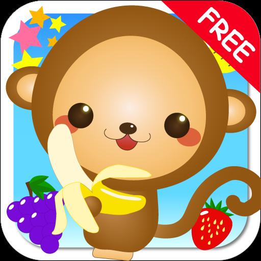教育のフルーツたっちっち~赤ちゃん幼児子供向けゲーム~ 無料 LOGO-HotApp4Game