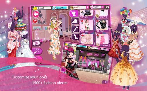 Star Girl screenshot 2