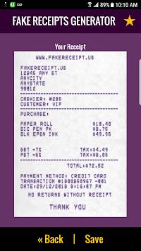 download fake receipt generator free apk latest version app for