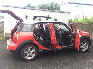 MINI  R60クロスオーバー アルカディアタクシー仕様のカスタム事例画像 🍀ふうさん🌿【⚓️ARCADIA⚓】さんの2020年07月22日07:01の投稿
