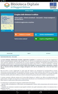 Biblioteca Digitale Maggioli- screenshot thumbnail
