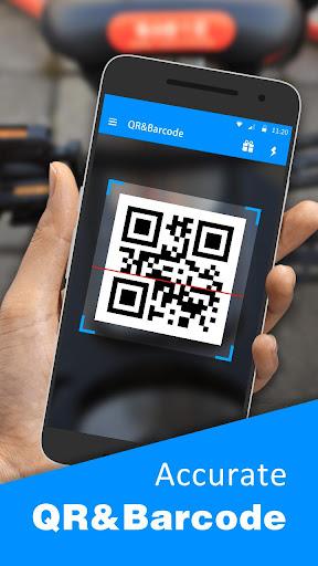 Barcode QR Scanner by GentleMan Dev Studio (Google Play, United