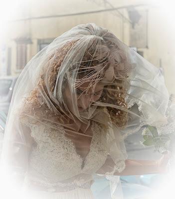La sposa si emoziona  di Luca160
