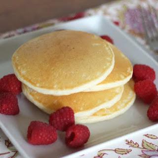 Light and Fluffy Gluten Free Pancakes Recipe