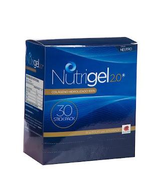 NUTRIGEL 2.0 COLÁGENO   HIDROLIZADO NEUTRO POLVO CAJA X30SCH