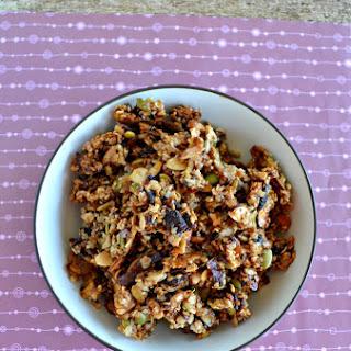 Crunchy Bacon Granola