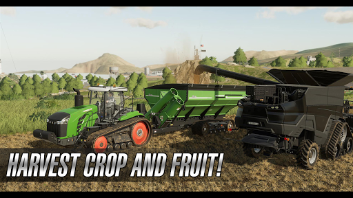 Farm Sim 2019 - Tractor Farming Simulator 3D 1.3 screenshots 2