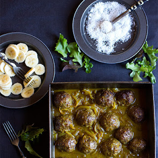 Curry Meatballs Recipe