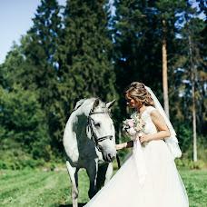 Wedding photographer Aleksandra Savina (savinaalexandra). Photo of 16.02.2016