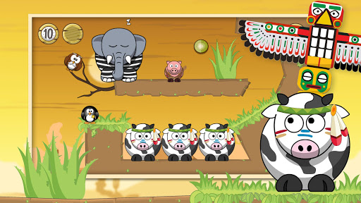 Snoring: Elephant Puzzle apktreat screenshots 2