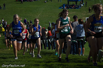 Photo: JV Girls 44th Annual Richland Cross Country Invitational  Buy Photo: http://photos.garypaulson.net/p110807297/e46d04c7a