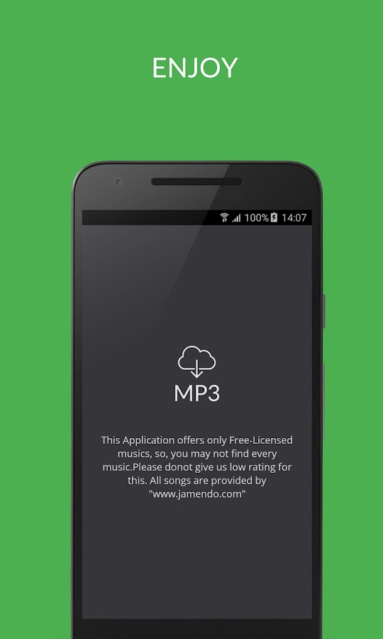 Free Mp3 Download- screenshot