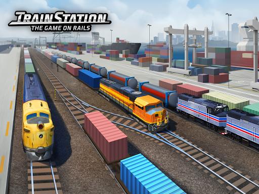 Train Station: Train Freight Transport Simulator 1.0.67.137 screenshots 8