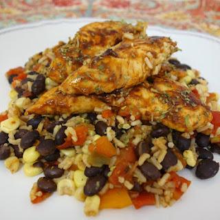 Santa Fe Chicken & Rice.