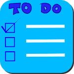 Simple To Do Task List Icon