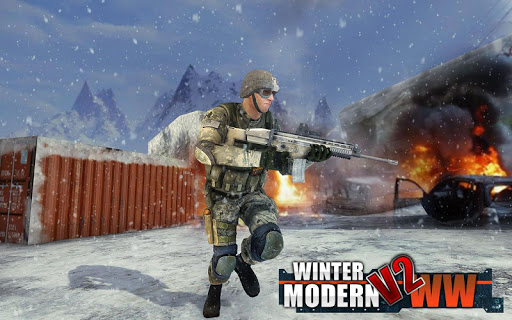 Rules of Modern World War V2 - FPS Shooting Game 1.1.2 screenshots 1