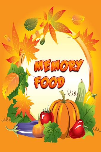 brain games food memory