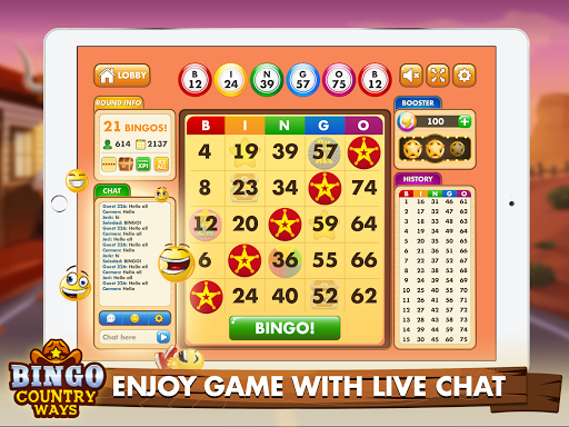 Bingo Country Ways: Best Free Bingo Games screenshots 14