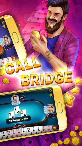 Adda : Callbreak , Rummy ,Solitaire & 29 Card Game 10.0 screenshots 5