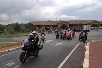 Photo: Museu de la Moto Basella European Multistrada Meeting Pyrenees '2009