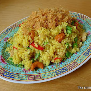 Easy Pineapple Fried Rice