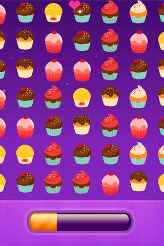 Cupcake Crush Mania