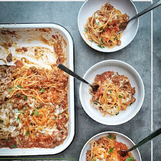 Leftover Spaghetti With Meat Sauce Recipes.