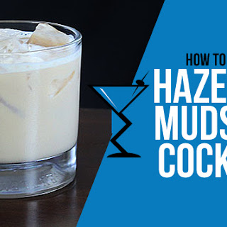 Hazelnut Mudslide Cocktail